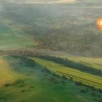 Hot Air Ballon, Northam