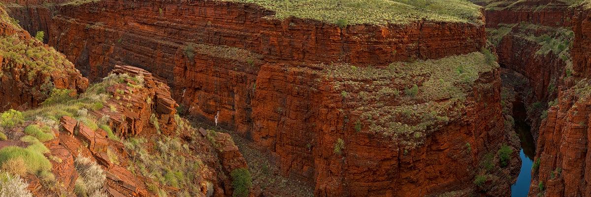 Oxer lookout, Karijini