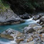 Vallorcine Creek, France
