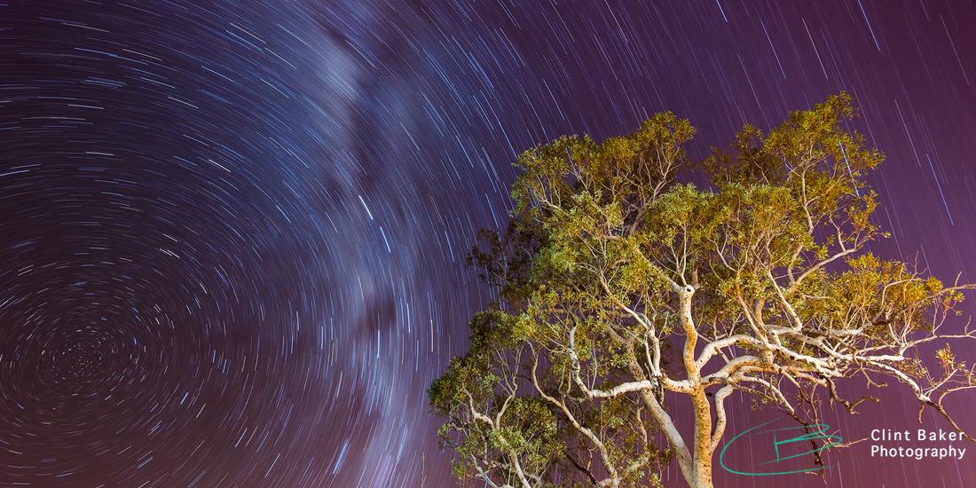 Karijini Night Sky